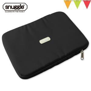 snuggle(スナッグー) POUCH ブラック|哺乳瓶 保冷 保温 ポーチ 携帯 おでかけ【おまかせ配送不可】|baby-smile