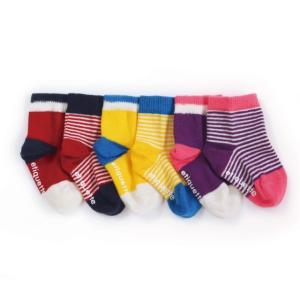 ETIQUETTE CLOTHERS  (エチケットクロージャーズ)ベビーソックス(6足入り)ギフト セイラーGIRL|メール便不可    あすつく|baby-smile|03