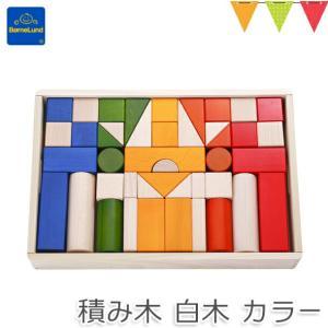【あすつく】ボーネルンド オリジナル積み木 カラー 送料無料 ポイント10倍|baby-smile