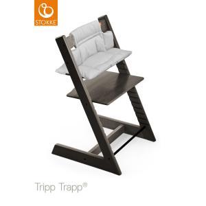 tripptrapp トリップトラップ クラシッククッション グレーメラーンジ|ハイチェア|STOKKE ストッケ正規販売店|baby-smile