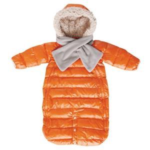 7AMENFANT (セブンエイエムアンファン)  ベビー用ジャンプスーツ Doudoune Orange Peel 6-12M【ポイント10倍】【送料無料】 baby-smile