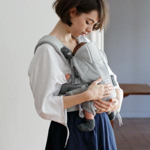 ベビービョルン ベビーキャリア ONE KAI Air|メッシュタイプの抱っこ紐 抱っこひも【日本正規販売店2年保証】|baby-smile|03