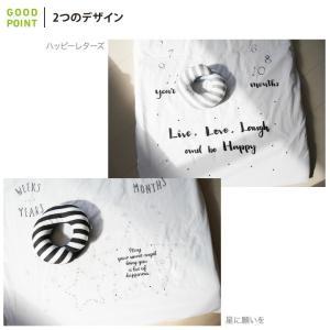 COPIII LUMII(コピールミ) Make a Wish BOXシーツ&ピロー baby-smile 11