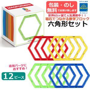 ボーネルンド マグ・フォーマー 六角形 12ピース|baby-st