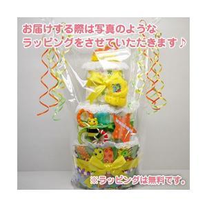サッシー おむつケーキ オムツケーキ 出産祝い...の詳細画像1
