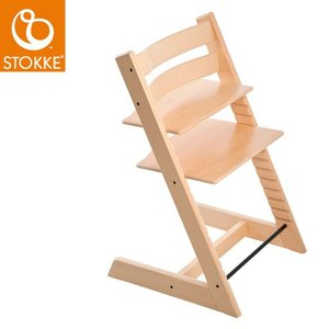 【STOKKEストッケ正規販売店】ストッケトリップトラップ Stokke Tripp Trapp Chair(ナチュラル)【登録で7年延長保証】|baby21proshop