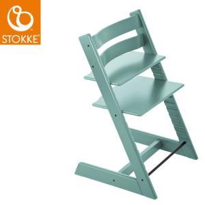 【STOKKEストッケ正規販売店】ストッケトリップトラップ Stokke Tripp Trapp Chair(アクアブルー)【登録で7年延長保証】|baby21proshop
