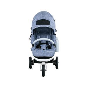 【エアバギー・GMP正規販売店】エアバギーココブレーキEX(メランジデニム)(ブレーキモデル、AirBuggyCOCO BRAKE EX) baby21proshop 02