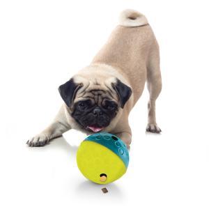 ニーナ・オットソン トリーツ・タンブルボール/S ブルー Nina Ottosson 犬 DOG ペットの知育 おもちゃ|babyalice