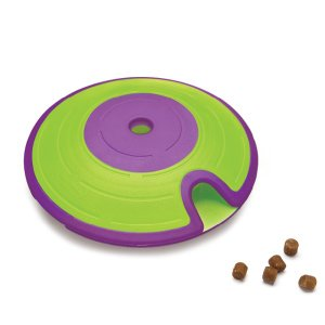 ニーナ・オットソン トリーツ・メイズ グリーン&パープル Nina Ottosson  犬 DOG ペットの知育 おもちゃ|babyalice