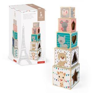 ジャノー  Janodキリンのソフィー・タワーブロック|babyalice