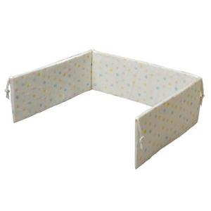 日本製 ベッドガード 「コーナーパッド バブー」レギュラーサイズベッド用|babybed