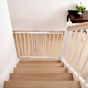 ベビーダン ベビーゲート マルチダン(Multidan) 階段上 階段用 階段 バルコニーにおすすめ。バリアフリー。デンマーク製|babydan|03