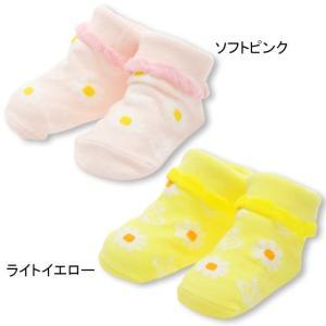 ベビードール BABYDOLL 子供服 ベビーソックス/花柄-雑貨 靴下 ベビーサイズ-8887|babydoll-y