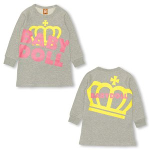 50%OFF SALE ベビードール BABYDOLL 子供服 ワンピース 9486K ベビーサイズ キッズ 女の子|babydoll-y