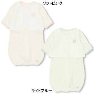 ベビードール BABYDOLL 子供服 ベスト付2WAYオール-新生児 ベビーサイズ/MY FIRST BABYDOLL-0048B|babydoll-y