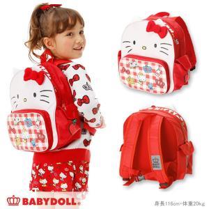 ベビードール BABYDOLL 子供服 サンリオ ハローキティリュック-雑貨 ベビーサイズ キッズ HELLO KITTY-0333|babydoll-y