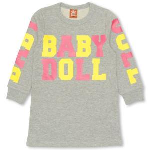 7/22まで50%OFFからさらに20%OFF!SALE ベビードール BABYDOLL 子供服 ワンピース 0817K ベビーサイズ キッズ 女の子|babydoll-y