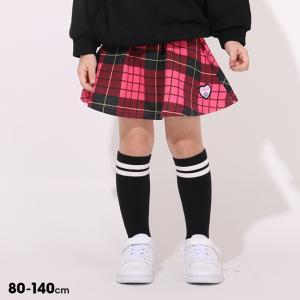 50%OFF SALE ベビードール BABYDOLL 子供服 チェック柄 スカート 0820K ベビーサイズ キッズ 女の子|babydoll-y