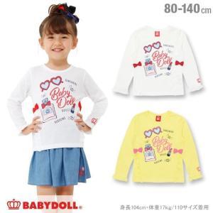 50%OFF SALE ベビードール BABYDOLL 子供服 コスメ ロンT 0940K ベビーサイズ キッズ 女の子|babydoll-y