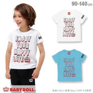 50%OFF SALE ベビードール BABYDOLL 子供服 チェックプリント Tシャツ 春 夏 男の子 女の子 ベビーサイズ キッズ-1122K|babydoll-y