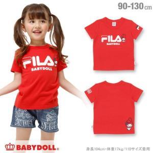 30%OFF SALE ベビードール BABYDOLL 子供服 サンリオ FILA マイメロディ Tシャツ 女の子 ベビーサイズ キッズ-1215K|babydoll-y