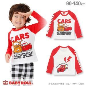 ベビードール BABYDOLL 子供服 ディズニー キャラクター ロンT 1346K ベビーサイズ キッズ 男の子 DISNEY|babydoll-y