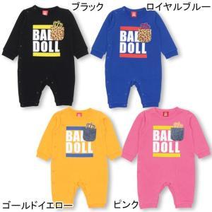 50%OFF SALE ベビードール BABYDOLL 子供服 ポケット付き ロンパース 1697B ベビーサイズ 男の子 女の子|babydoll-y