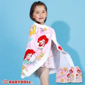 ベビードール BABYDOLL 子供服 ディズニー ラップタオル 2204 キッズ 雑貨 女の子 DISNEY|babydoll-y