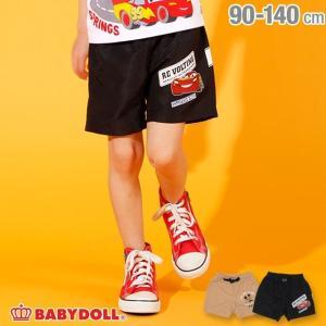 50%OFF SALE ベビードール BABYDOLL 子供服 ディズニー ハイブリット ハーフパンツ 2479K キッズ 男の子 女の子 DISNEY|babydoll-y
