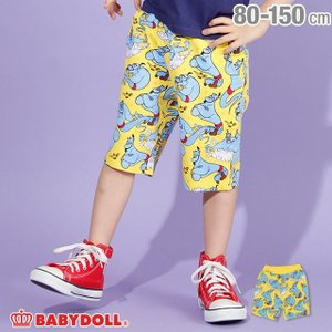 30%OFF SALE ベビードール BABYDOLL 子供服 ディズニー キャラクター 総柄 ハーフパンツ 2484K キッズ 男の子 女の子 DISNEY|babydoll-y