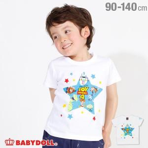 30%OFF SALE ベビードール BABYDOLL 子供服 ディズニー キャラクター Tシャツ 2619K キッズ 男の子 女の子 DISNEY|babydoll-y