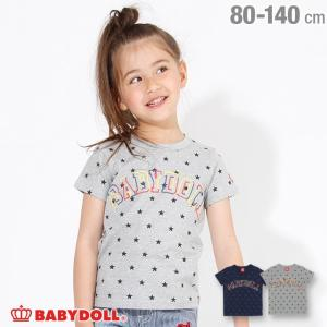 50%OFF SALE ベビードール BABYDOLL 子供服 チェーン 刺繍 ロゴ Tシャツ 2630K キッズ 男の子 女の子|babydoll-y