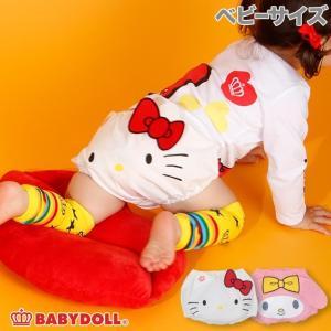ベビードール BABYDOLL 子供服 サンリオ キャラクター ベビーボトム 2780 ベビーサイズ 女の子|babydoll-y