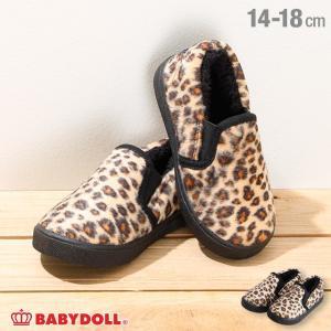 ベビードール BABYDOLL 子供服 ボアスリッポン 2888 キッズ 雑貨 靴 男の子 女の子|babydoll-y