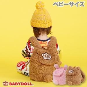 ベビードール BABYDOLL 子供服 アニマル ベビーリュック 2952 雑貨 鞄 キッズ 男の子 女の子|babydoll-y