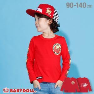 ベビードール BABYDOLL 子供服 ディズニー 袖 キャラクター ロンT 2971K キッズ 男の子 女の子 DISNEY|babydoll-y