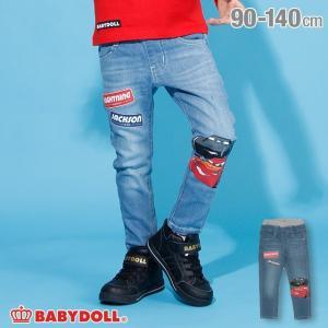 ベビードール BABYDOLL 子供服 ディズニー キャラクター デニム ロングパンツ 3006K キッズ 男の子 女の子 DISNEY|babydoll-y