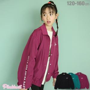 ベビードール BABYDOLL 子供服 PINKHUNT PH コーチ ジャケット 3057K キッズ ジュニア 女の子|babydoll-y