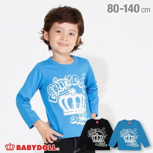 ベビードール BABYDOLL 子供服 蓄光 ロンT 3272K キッズ 男の子 女の子|babydoll-y
