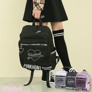 ベビードール BABYDOLL 子供服 PINKHUNT PH メッシュ ポケット リュック 3301 キッズ ジュニア 女の子|babydoll-y