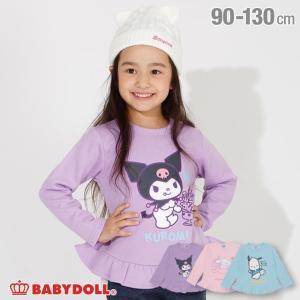 50%OFF SALE ベビードール BABYDOLL 子供服 サンリオ キャラクター トレーナー 3398K キッズ 女の子|babydoll-y