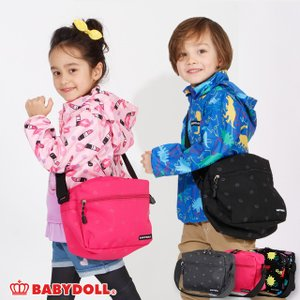 ベビードール BABYDOLL 子供服 総柄 ショルダーバッグ 3614 雑貨 鞄 かばん 大人 レディース キッズ 男の子 女の子|babydoll-y