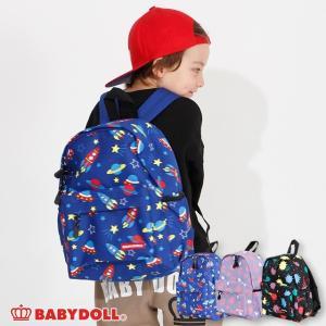 ベビードール BABYDOLL 子供服 総柄 リュック 3646 雑貨 鞄 かばん キッズ 男の子 女の子|babydoll-y