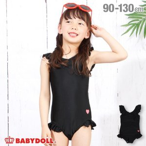 50%OFF SALE ベビードール BABYDOLL 子供服 水着 フリル ワンピース 3713K キッズ 女の子|babydoll-y