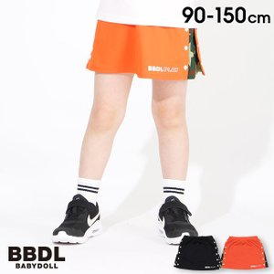 50%OFF SALE ベビードール BABYDOLL 子供服 BBDL スカート サイドスナップ 3946K キッズ ジュニア 女の子|babydoll-y