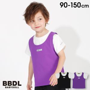 50%OFF SALE ベビードール BABYDOLL 子供服 BBDL Tシャツ メッシュタンクトップ付き 3958K キッズ ジュニア 男の子 女の子|babydoll-y