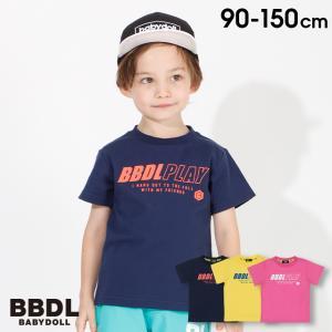 50%OFF SALE ベビードール BABYDOLL 子供服 BBDL Tシャツ メッセージ 3974K キッズ ジュニア 男の子 女の子|babydoll-y