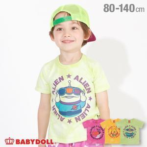 50%OFF SALE ベビードール BABYDOLL 子供服 ディズニー Tシャツ タイダイ 4050K キッズ 男の子 女の子 DISNEY|babydoll-y