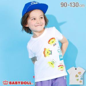 ベビードール BABYDOLL 子供服 ディズニー Tシャツ アニバーサリー 4091K キッズ 男の子 女の子 DISNEY|babydoll-y